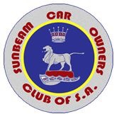 Sunbeam car club SA