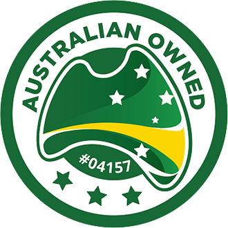 We are 100% Australian Owned